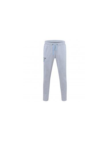 pantaloni in felpa linea fan grigi senior ss lazio 2016/17