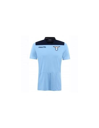 t-shirt da allenamento cel/nav senior ss lazio 2016/17