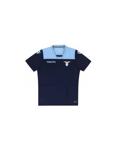 t-shirt da allenamento nav/cel junior ss lazio 2016/17
