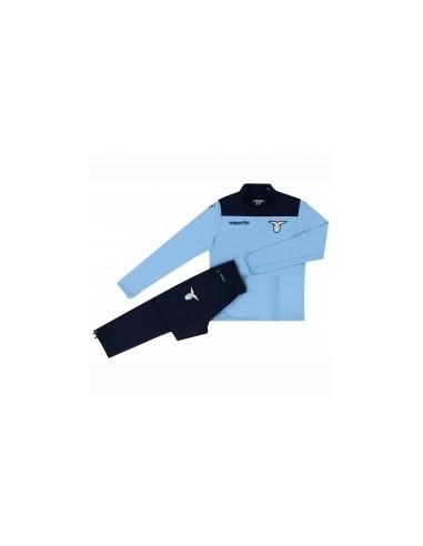 casacca da allenamento a maniche lunghe cel/nav junior ss lazio 2016/17