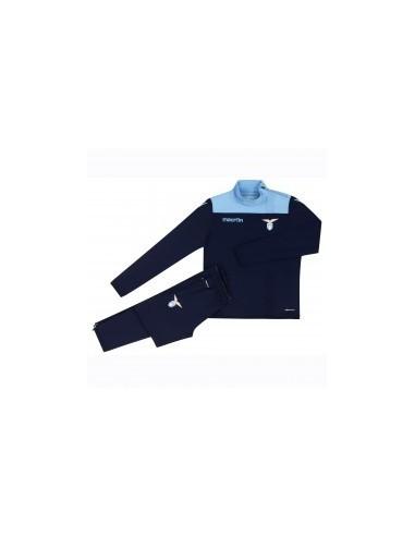 casacca da allenamento a maniche lunghe nav/cel junior ss lazio 2016/17