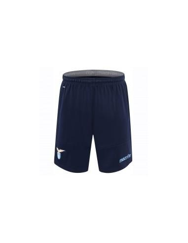 pantaloncini da allenamento nav/cel senior ss lazio 2016/17